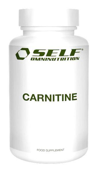 Carnitine od Self OmniNutrition 120 kaps.
