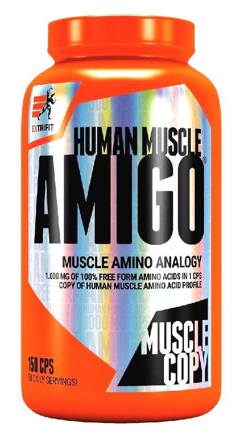 Amigo Human Muscle - Extrifit 300 kaps.