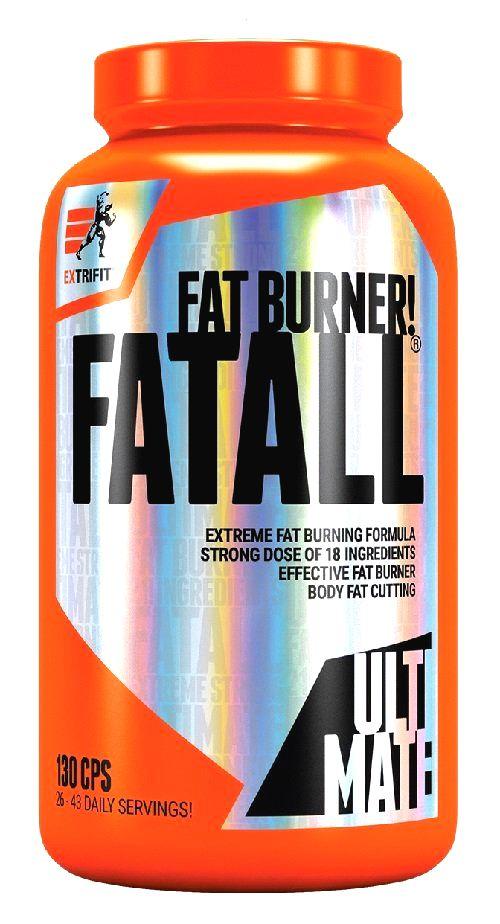 Fatall Fat Burner - Extrifit 130 kaps.