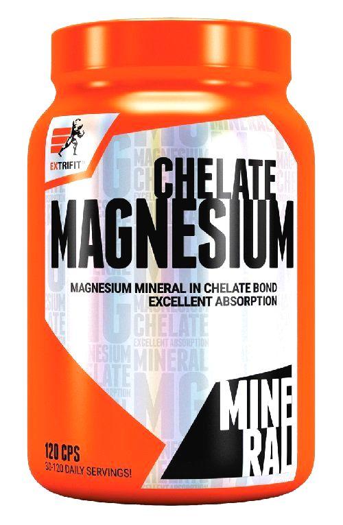 Magnesium Chelate - Extrifit 120 kaps.