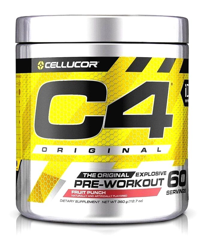 C4 Original - Cellucor 60 dávok Pink Lemonade