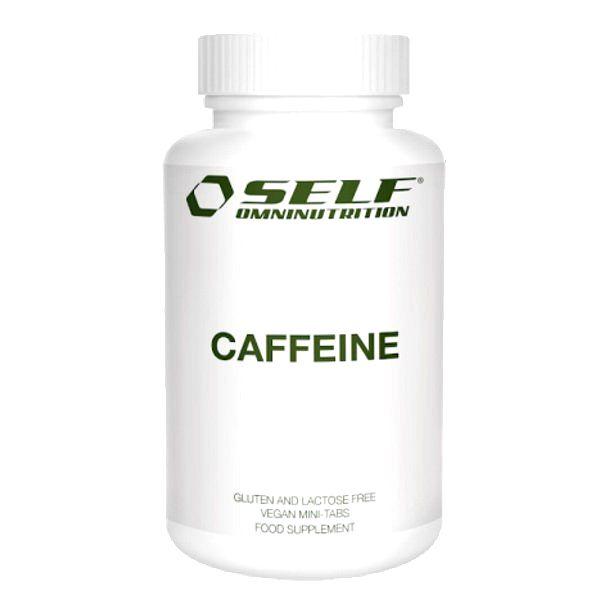 Caffeine - Self OmniNutrition 100 tbl.