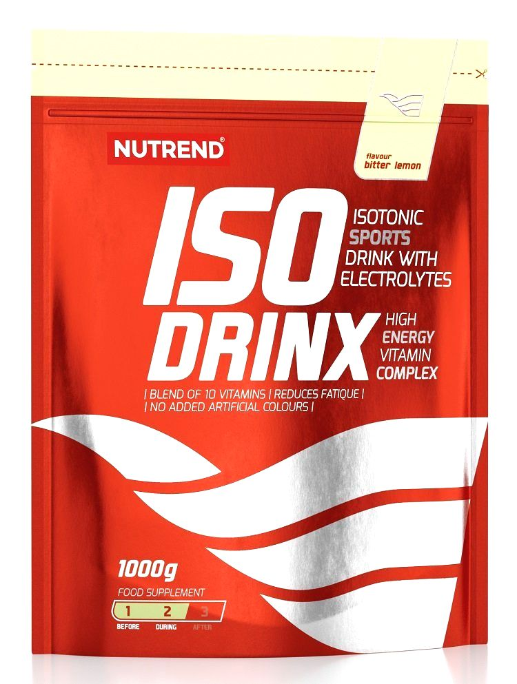 Iso Drinx - Nutrend 420 g Orange