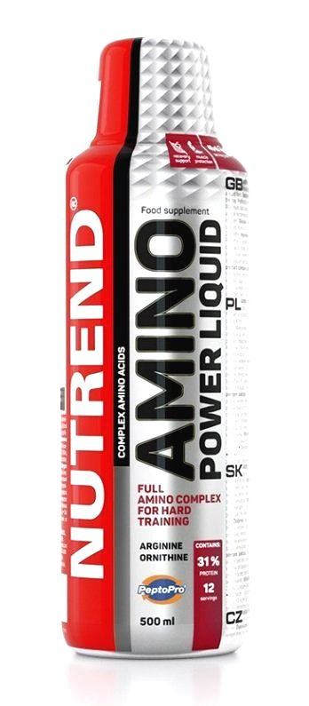 Amino Power Liquid - Nutrend 500 ml