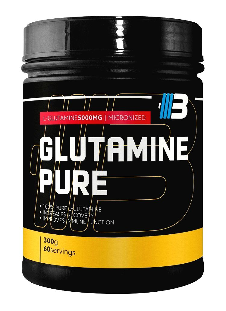 Glutamine Pure - Body Nutrition 500 g