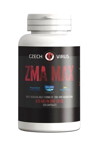 ZMA Max - Czech Virus 100 kaps.