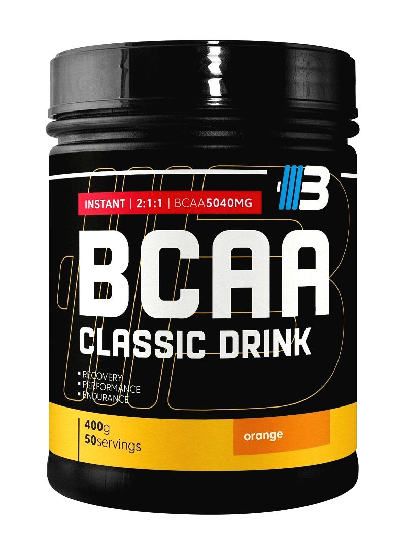 BCAA Classic drink 2:1:1 - Body Nutrition  400 g Pineapple