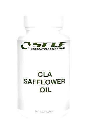 CLA Safflower Oil - Self OmniNutrition 120 kaps.