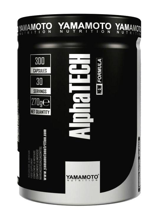 AlphaTech kaps. (lososový proteín v kapsuliach) - Yamamoto  300 kaps.