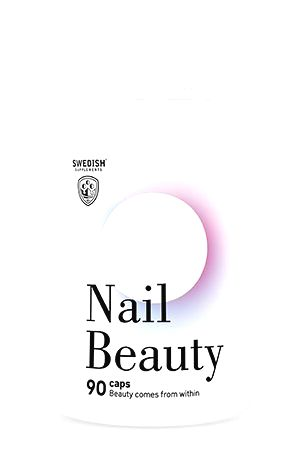 Nail Beauty - Swedish Supplements 90 kaps.