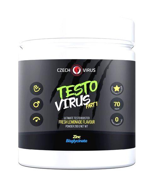 Testo Virus Part 1 - Czech Virus 280 g Fresh Lemonade