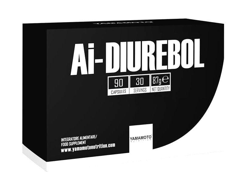 Ai-Diurebol (odvodnenie v príprave na súťaž) - Yamamoto 90 kaps.