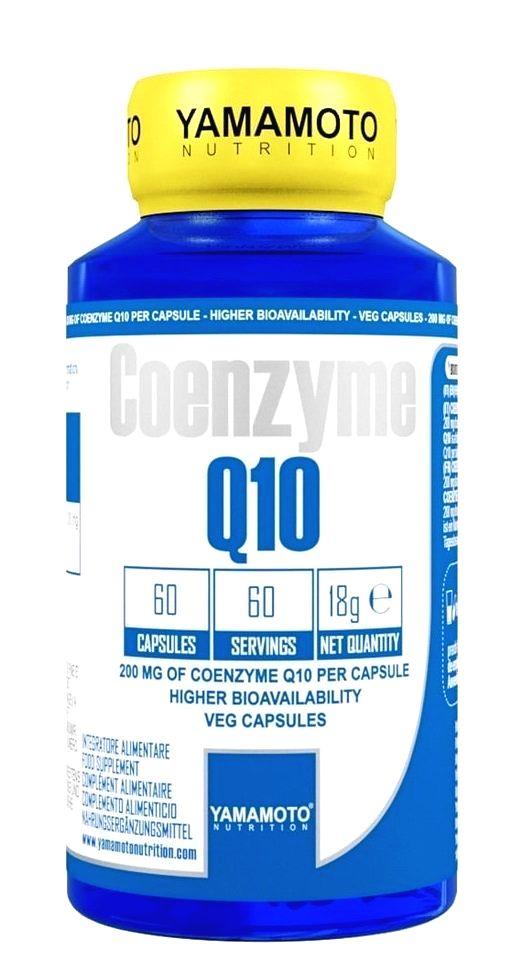 Coenzyme Q10 - Yamamoto 60 kaps.