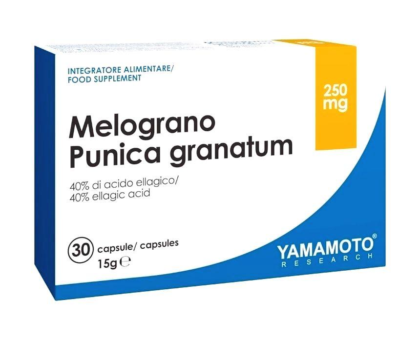 Melograno Punica Granatum (extrakt z granátového jablka) - Yamamoto 30 kaps.