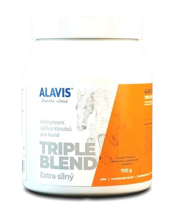 Triple Blend Extra Silný Pre Kone - Alavis 700 g Neutral