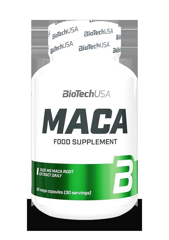 MACA 60 - Biotech USA 60 mega kaps.