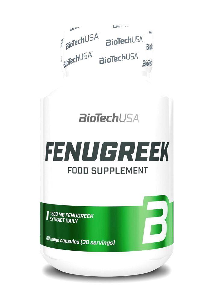 Fenugreek - Biotech USA 60 mega kaps.