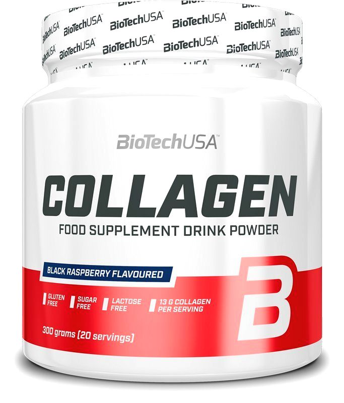 Collagen - Biotech USA 300 g Lemonade