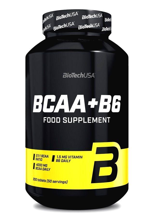 BCAA+B6 - Biotech USA 340 tbl.