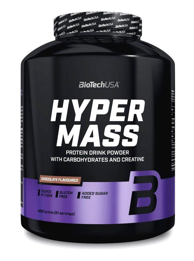 Hyper Mass 5000 - Biotech USA 4000 g Čokoláda
