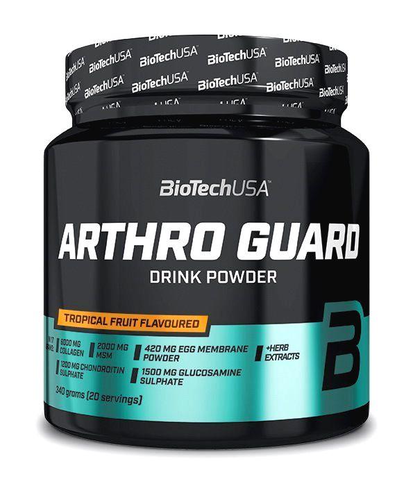 Arthro Guard Drink Powder - Biotech USA 340 g Tropical Fruit