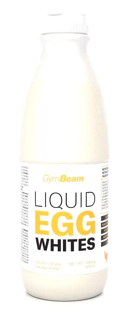 Liquid Egg Whites - GymBeam 1000 g Neutral