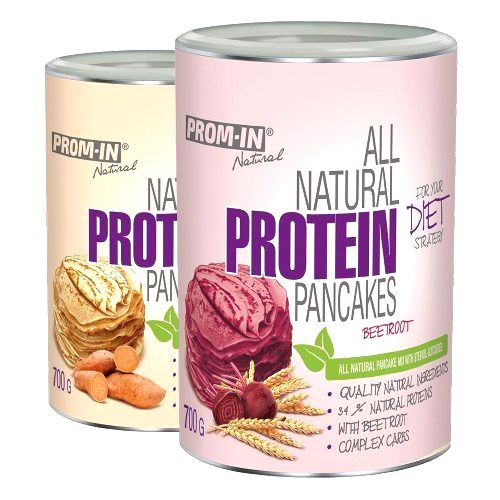 1+1 Zadarmo: All Natural Protein Pancake - Prom-IN 700 g + 700 g Sweet Potato