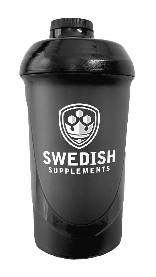 Šejker - Swedish Supplements Čierna