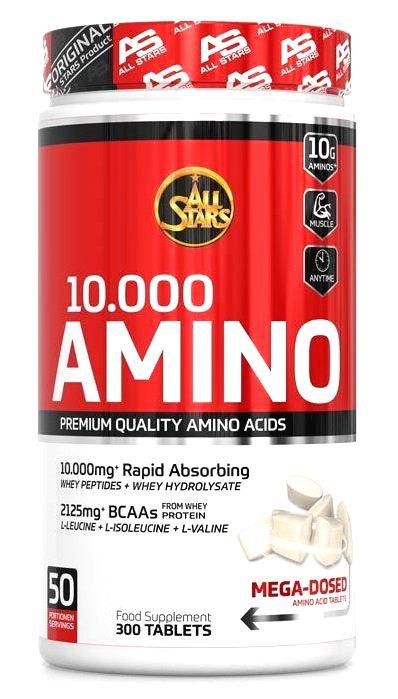 Amino 10 000 - All Stars 300 tbl.
