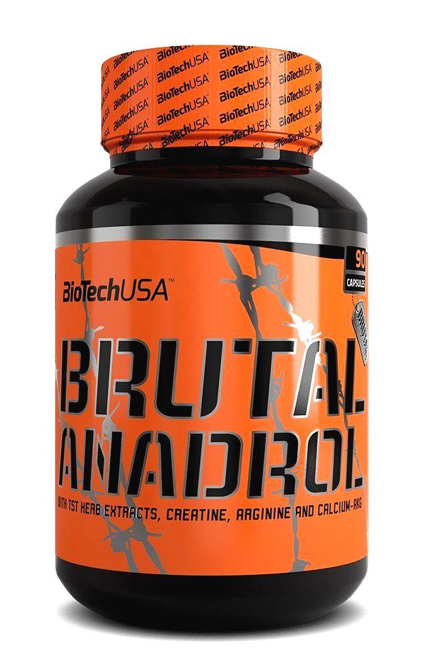 Brutal Anadrol - Biotech USA 90 kaps