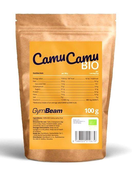 Bio Camu Camu - GymBeam 100 g