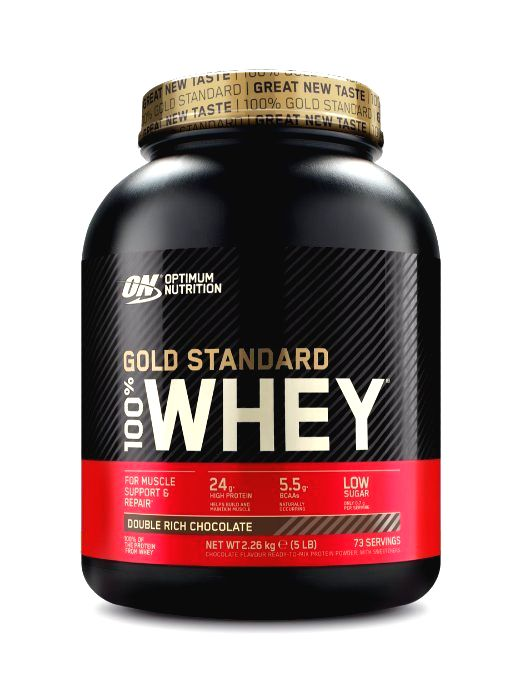 100% Whey Gold Standard Protein - Optimum Nutrition 908 g White Chocolate