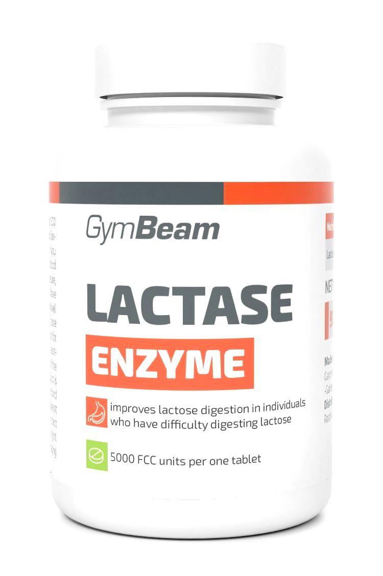 Lactase Enzyme - GymBeam 90 tbl.
