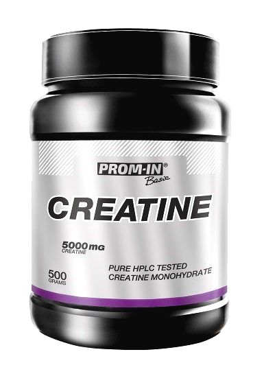 Creatine HPLC - Prom-IN 500 g Neutral