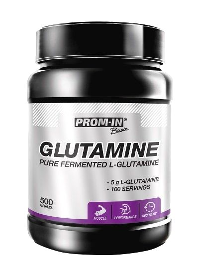 Glutamine - Prom-IN 500 g Neutral