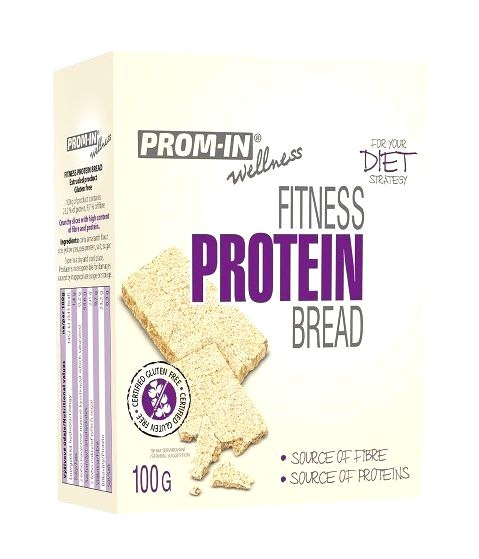 Fitness Protein Bread - Prom-IN 100 g