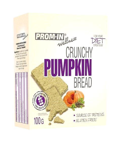 Crunchy Pumpkin Bread - Prom-IN 100 g Neutral