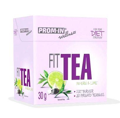 Fit Tea - Prom-IN 20 sáčkov Pu-Erh+Lime