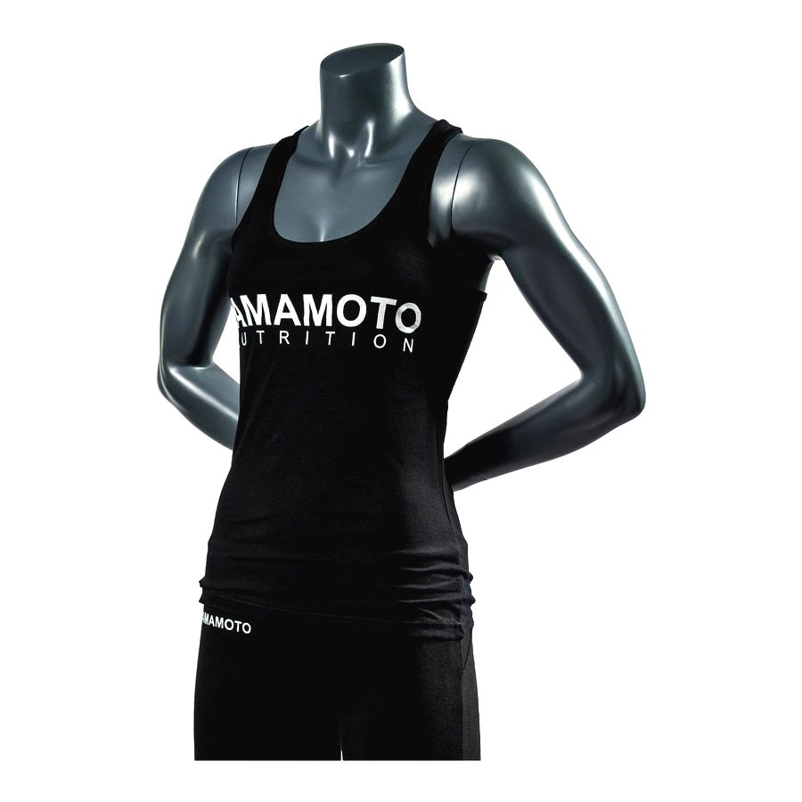 Lady Tank Top 145 OE - Yamamoto Čierna S