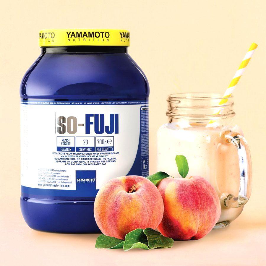 Iso-Fuji - Yamamoto 700 g Wild Berries Yogurt