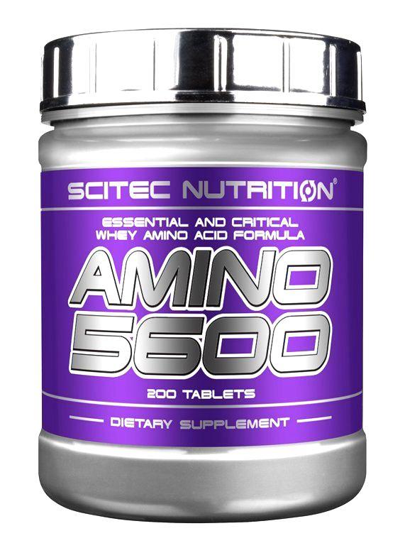 Amino 5600 - Scitec Nutrition 500 tbl