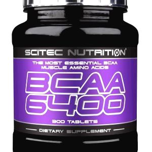 BCAA 6400 - Scitec Nutrition 375 tbl