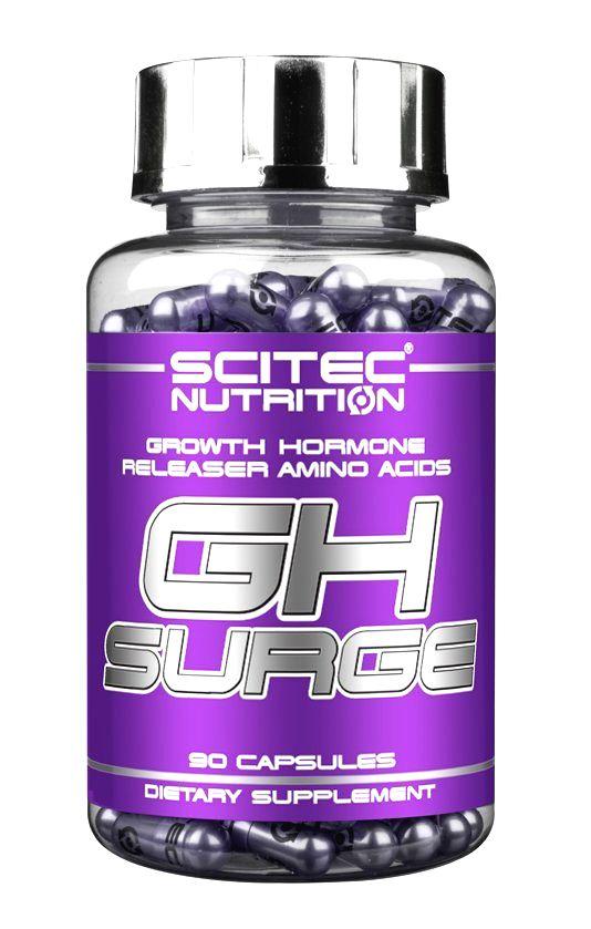GH Surge - Scitec Nutrition 90 kaps.
