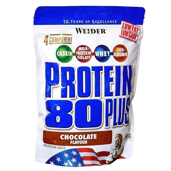 Protein 80 Plus - Weider 500 g Wildberry