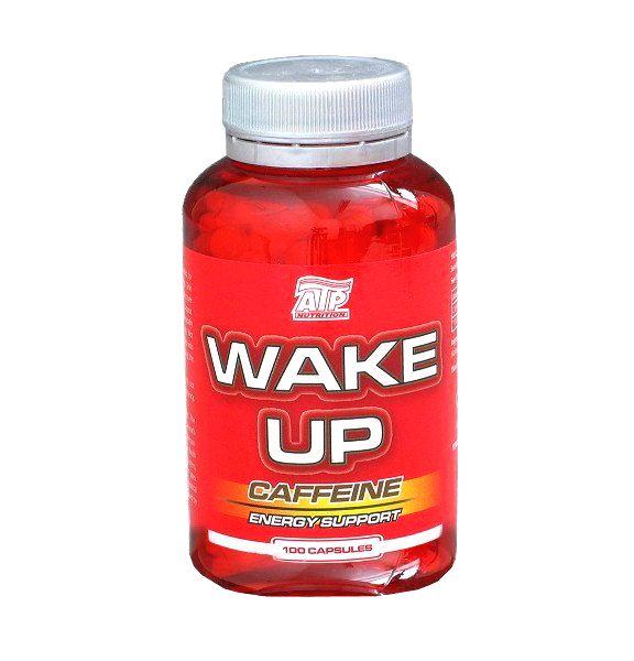 Wake Up Caffeine - ATP Nutrition 100 kaps.