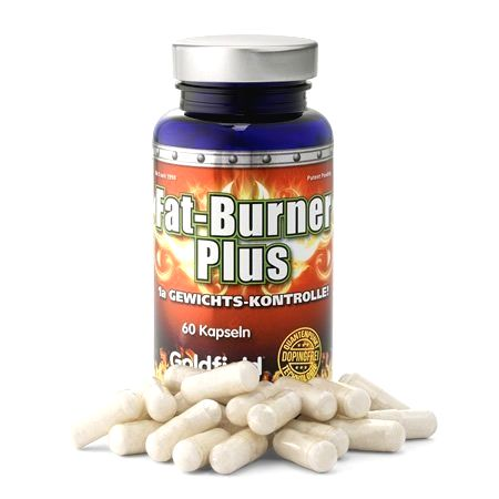 Fat-Burner Plus - Goldfield 60 kaps.