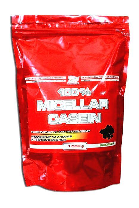 100% Micellar Casein - ATP Nutrition 1000 g Čokoláda