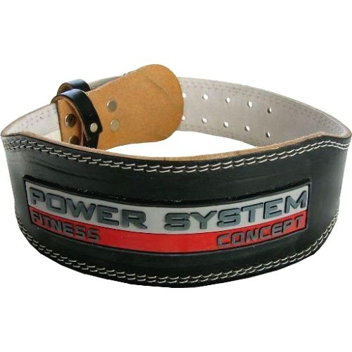 Opasok POWER BLACK - Power System 1 ks XXL