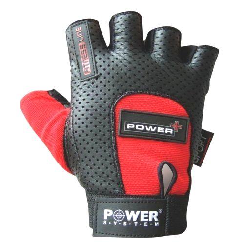 Rukavice POWER PLUS - Power System Červená XXL