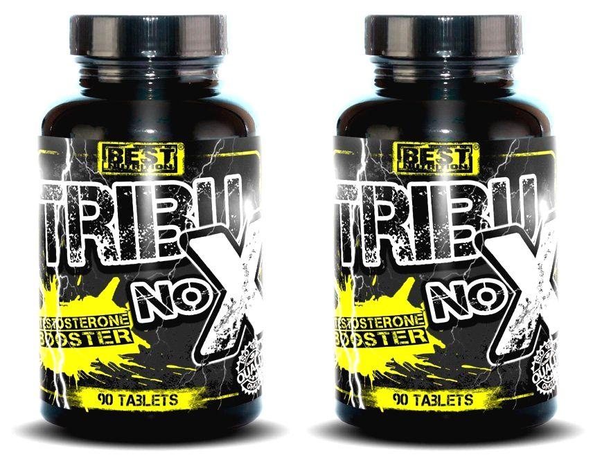 1+1 Zadarmo: TribuNOX od Best Nutrition 90 tbl. + 90 tbl.